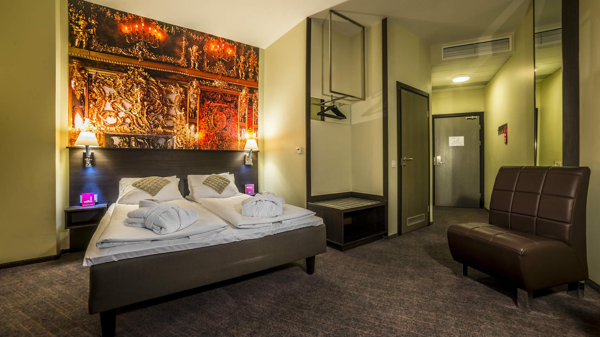 Rock N Roll Bedroom Hotel Vilnius I Comfort Hotel Lt I Official Webpage